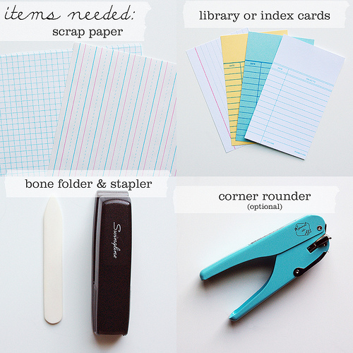 notecard supplies