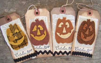 pumpkin tags
