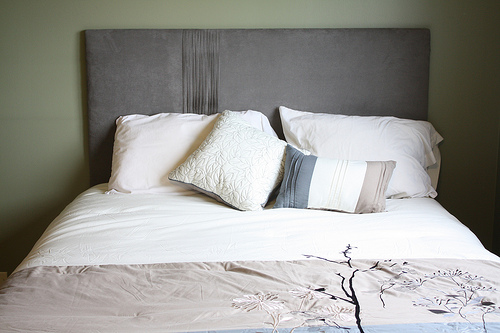padded headboard tutorial