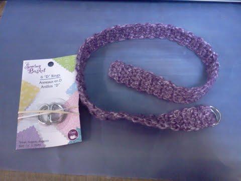 Las Belt Free Crochet Pattern - Squidoo : Welcome to Squidoo
